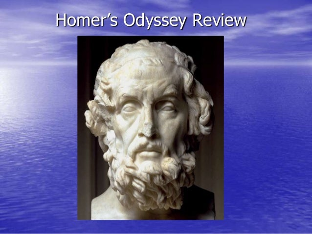 Homer's Odyssey Review