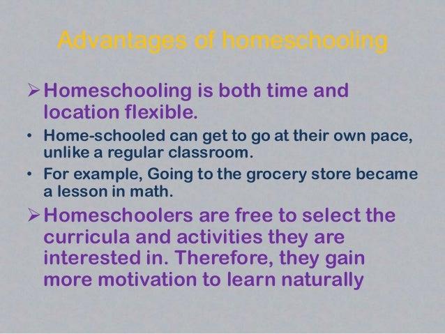 Essay On Homeschooling