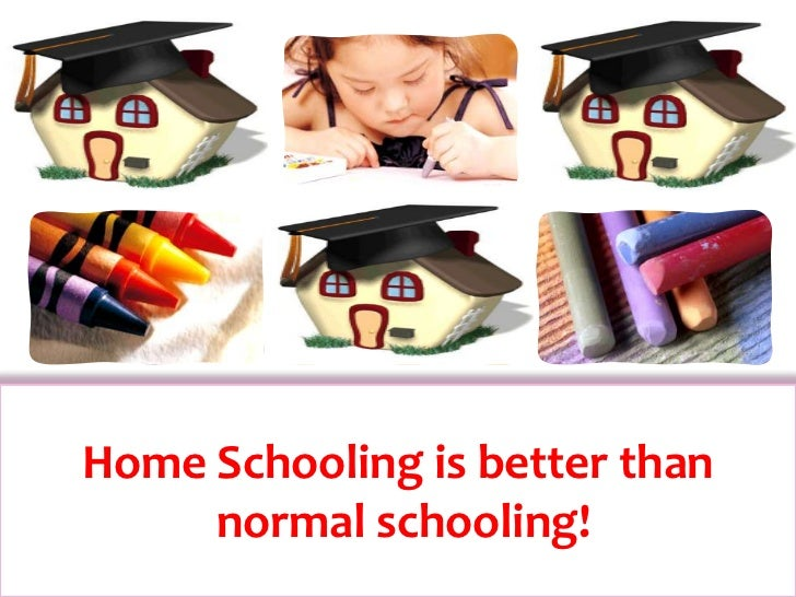 Rohit<br />Home Schooling is better than normal schooling!<br />