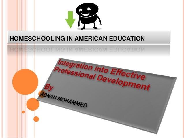 Homeschooling share