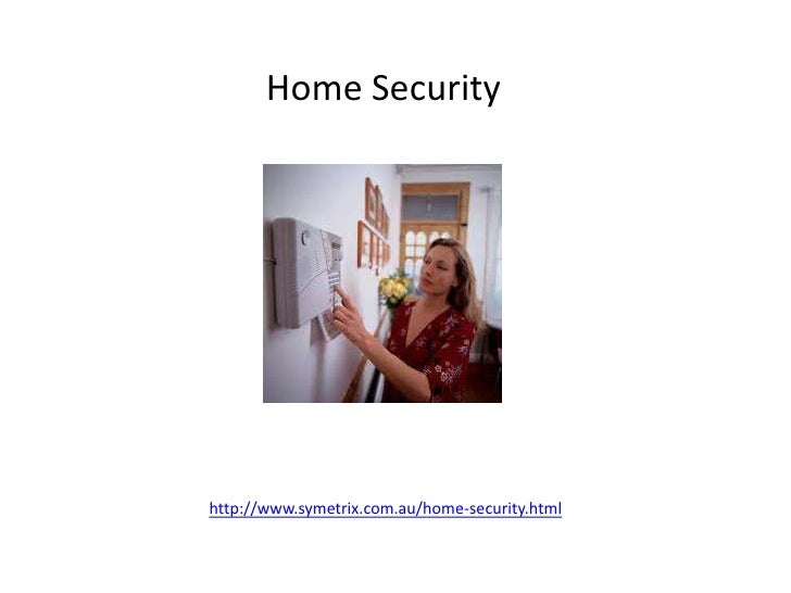 Home Security 0507