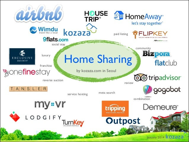 paid listing social stay luxury franchise  community  Home Sharing  by kozaza.com in Seoul  reverse auction  review servi...