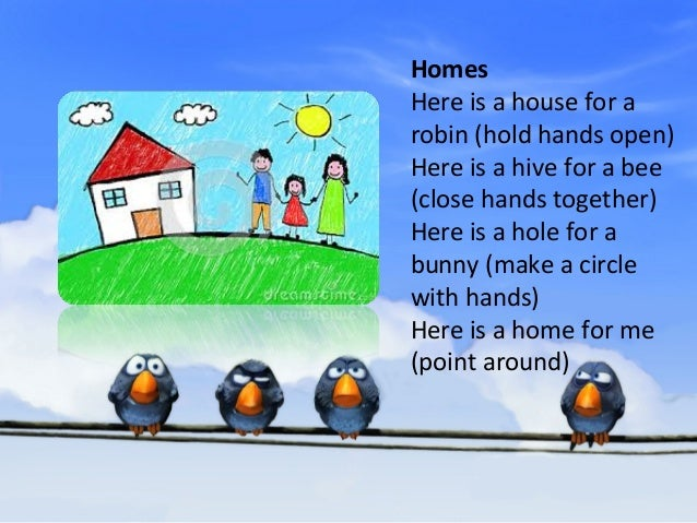 Types of houses for kids song for Most famous house songs
