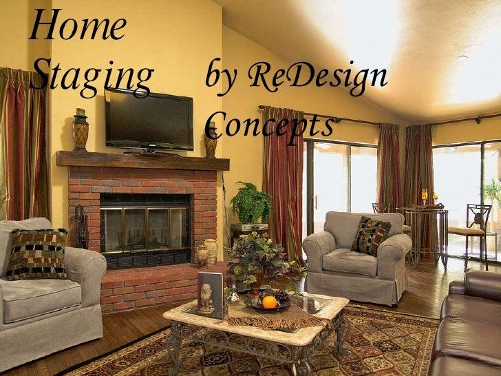 Home Staging Presentation