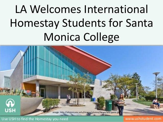 LA Welcomes International Homestay Students for Santa Monica College