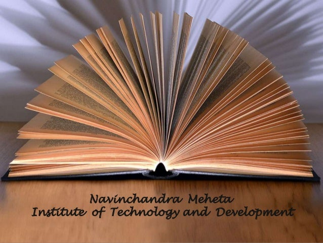 Navinchandra Meheta Institute of Technology and Development