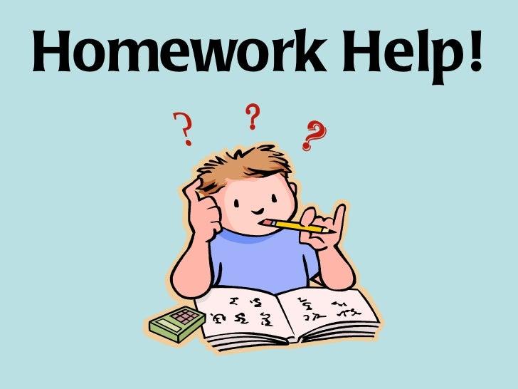Homework Help! ? ? ?