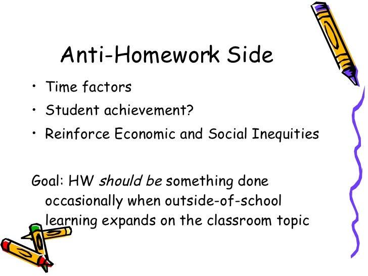 Abolish homework