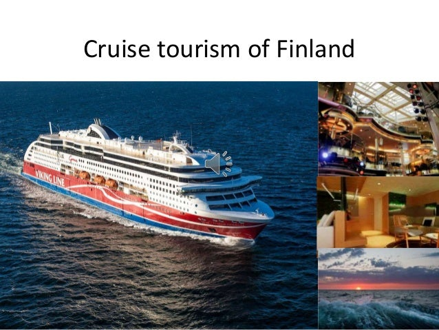 Cruise tourism of Finland