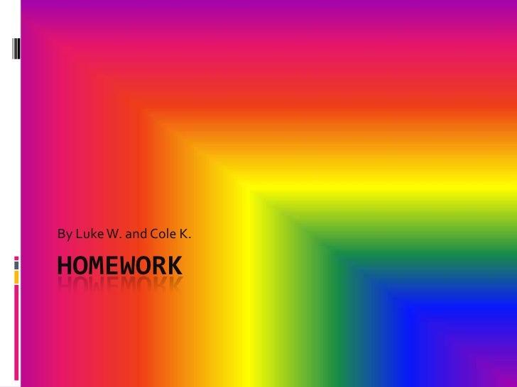 is homework harmful or helpful