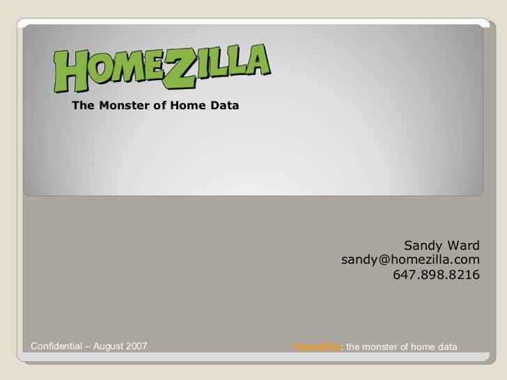 HomeZilla Deck