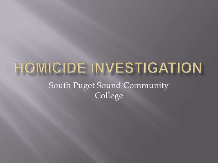 Homicide Chapter 11