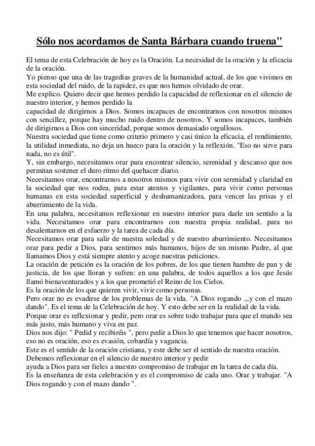 Homilia. Domingo XVII del TO. Ciclo C. Día 28 de julio del 2013