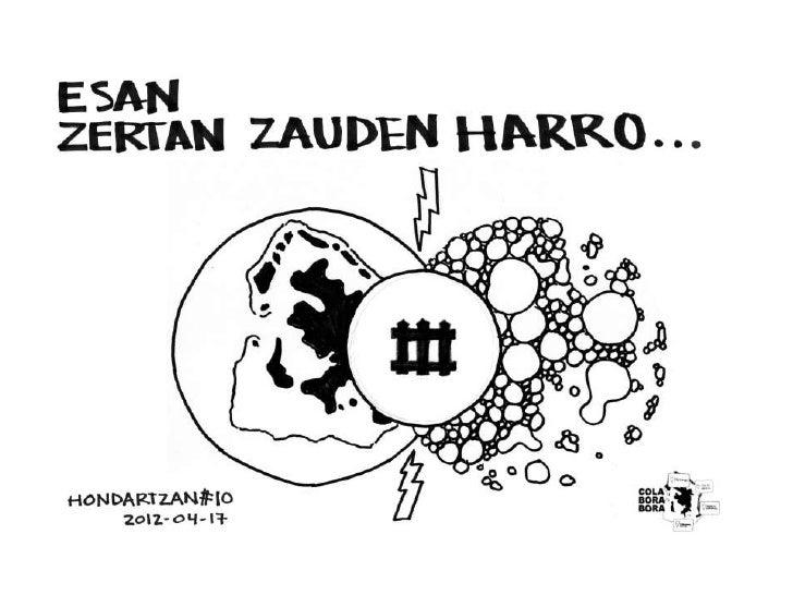 ESAN ZERTAN ZAUDEN HARRO
