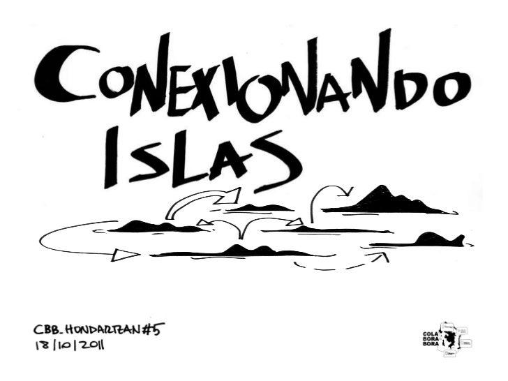 #HONDARTZAN_05 - Conexionado islas