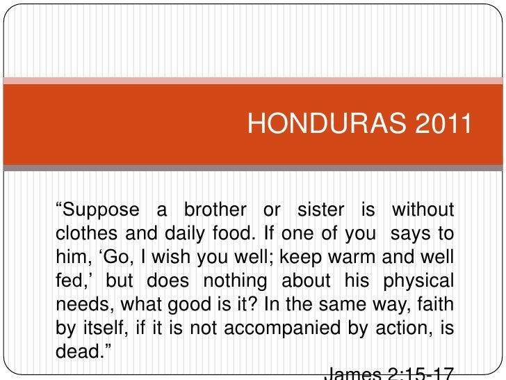 Honduras 2011
