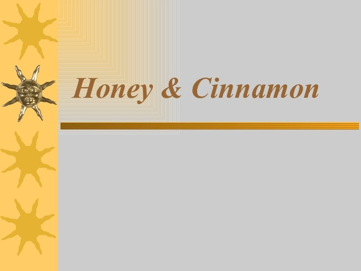 Honey is a Medicine