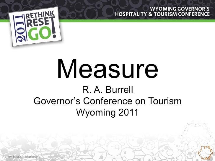 Honey.measure wy-gov-conf-2011
