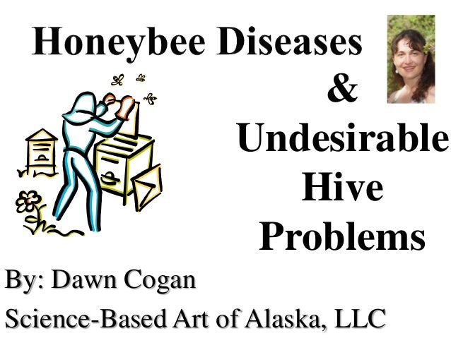 By: Dawn CoganScience-Based Art of Alaska, LLC&UndesirableHiveProblems