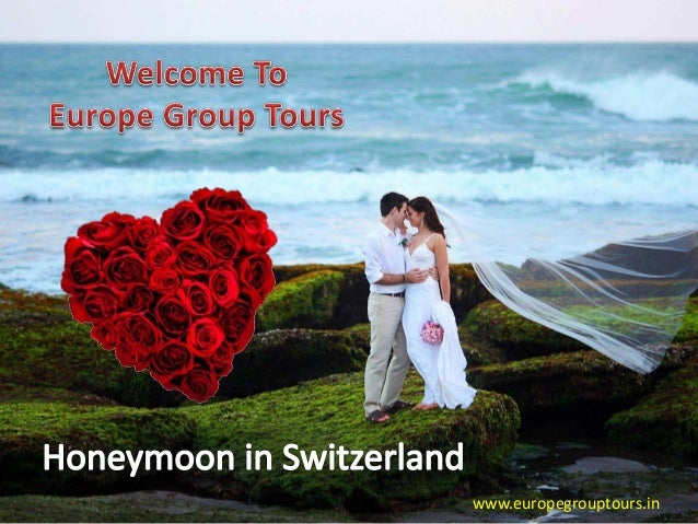 Honeymoon Packages for Switzerland from Delhi