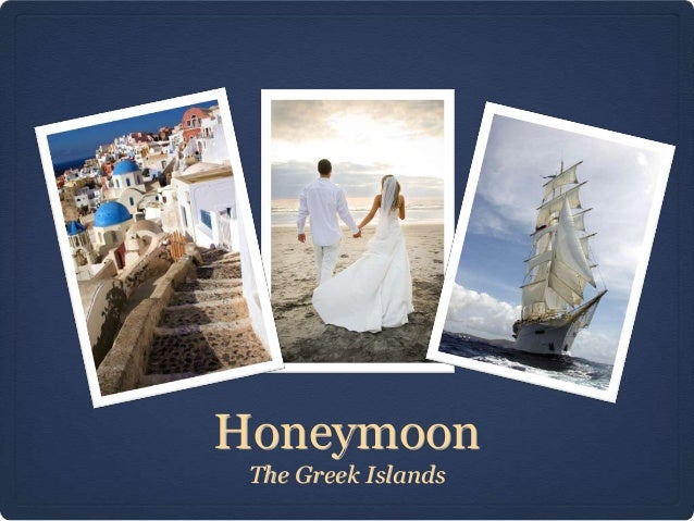 Honeymoon The Greek Islands
