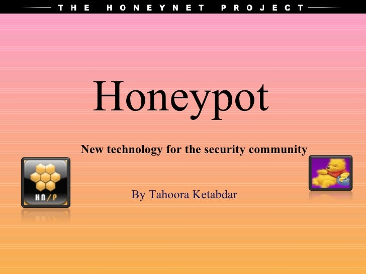 Honeynet Project View