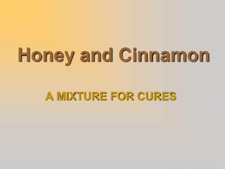 Honey thewondermedicine