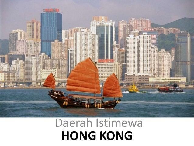 Daerah Istimewa HONG KONG