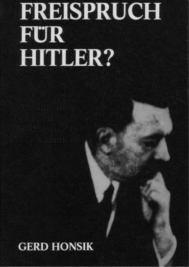 Gerd Honsik - Freispruch für Hitler - 1988 - 233S