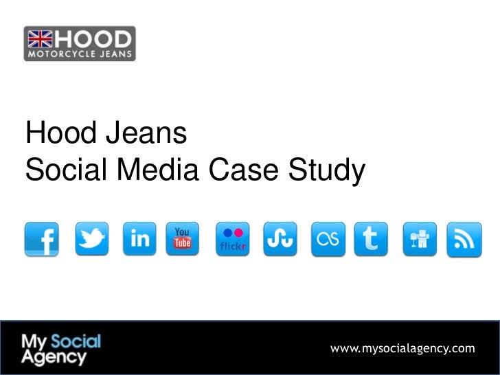 Hood Jeans Social Media Case Study