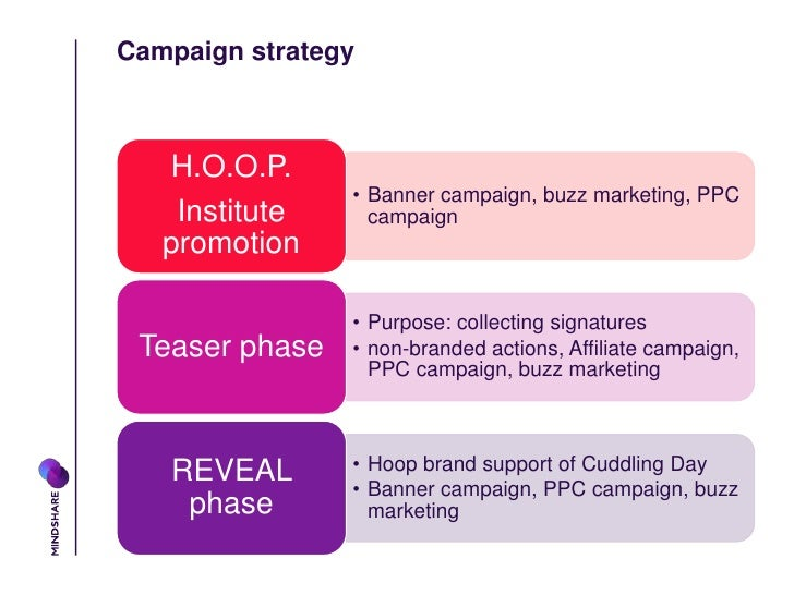 Campaignstrategy<br />