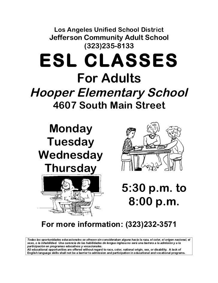Hooper elementary english