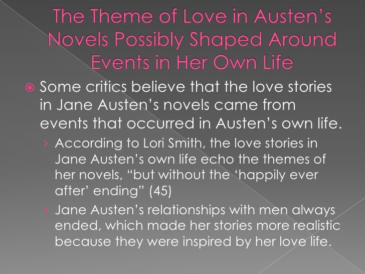 Jane Austen's Pride and Prejudice: Themes