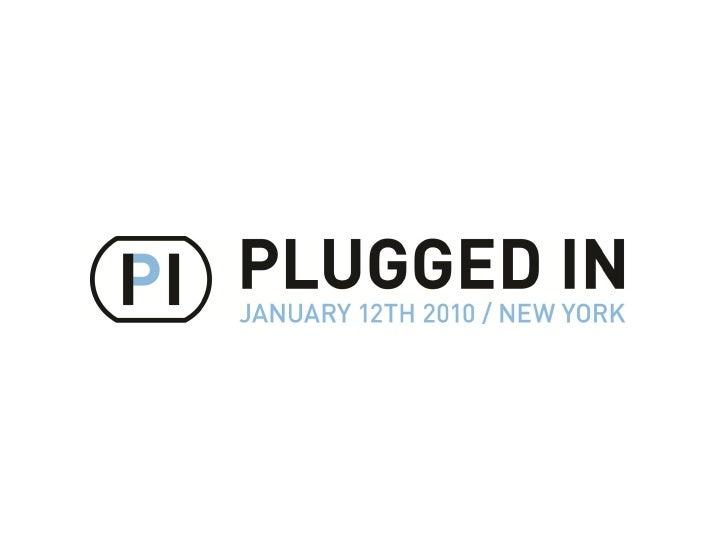 HootSuite - PluggedIn NYC011210