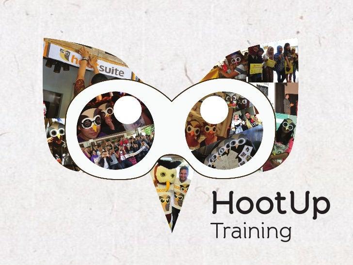 HootUp Training