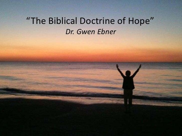 Hope   ebner