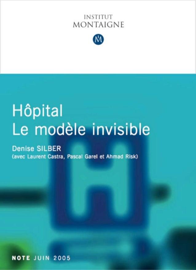 16996-Hopital invisible-J1-V2   9/06/05   14:06   Page I                                 Il n'est désir plus naturel      ...