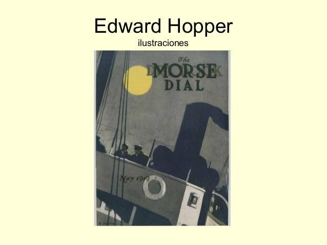 Hopper ilustraciones