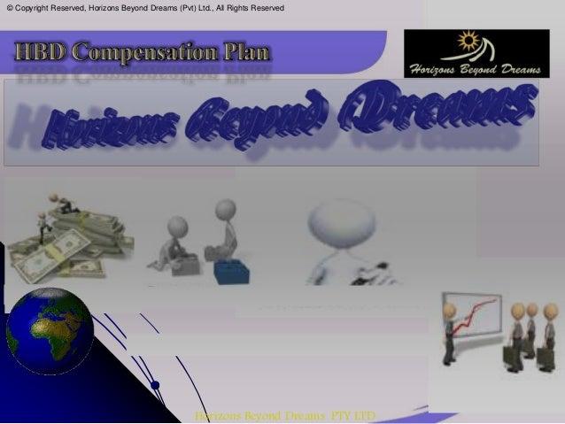 Horizons Beyond Dreams Business Plan