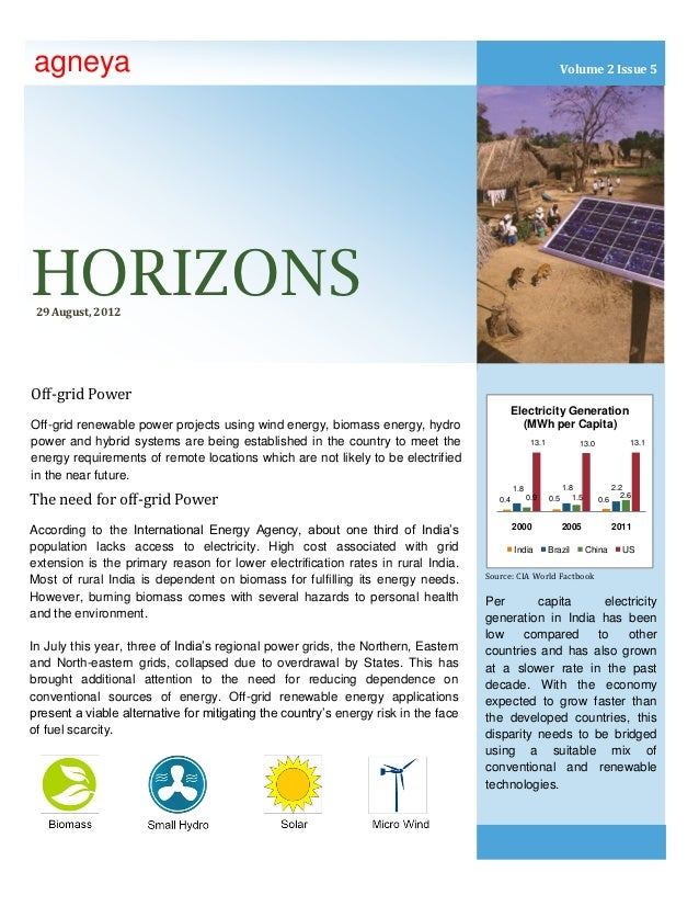 Agneya\'s Newsletter on Renewable Energy Sector and REC market in India