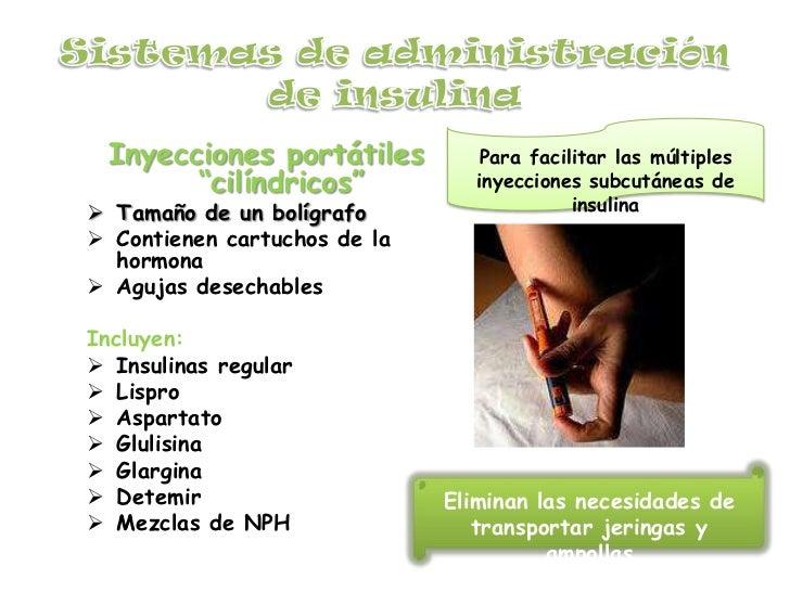 Farmacos antidiabeticos