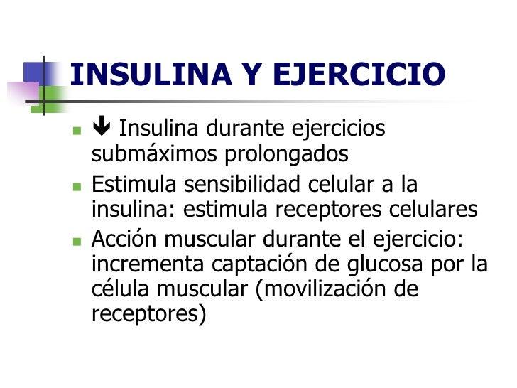 Hormonas y ejercicio. iii semestre