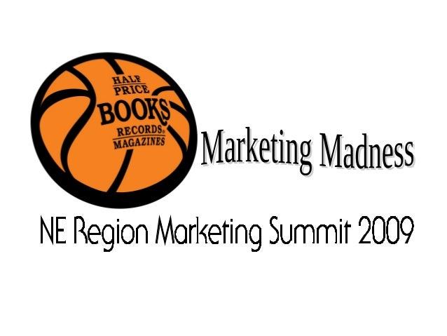 NE Region Mktg Summit Presentation