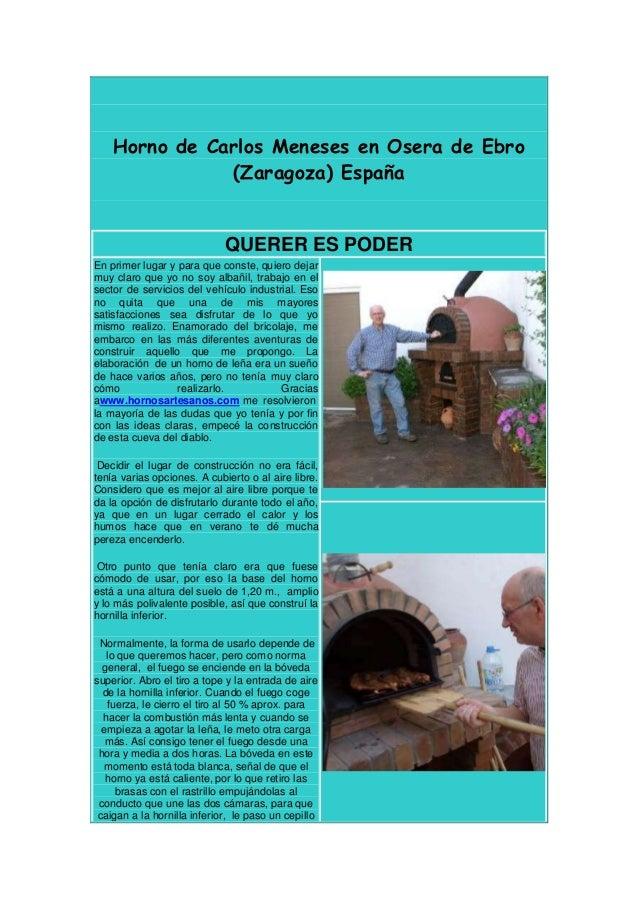 HORNOS DE BARRO PIZZEROS DE USO COMERCIAL