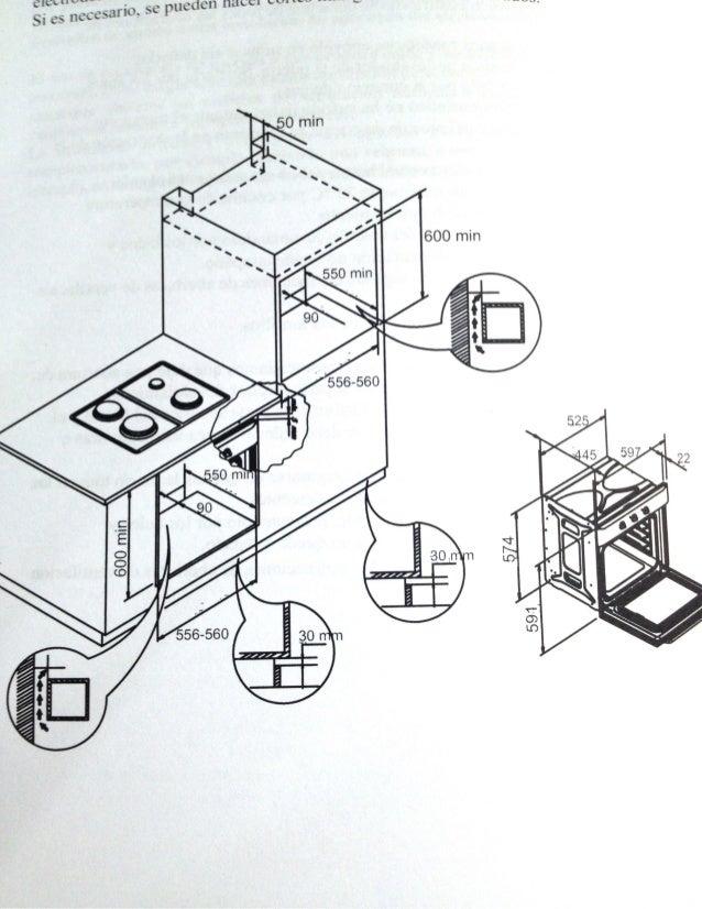 Montaje Horno y microondas