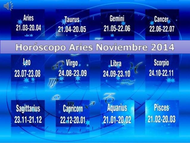 horoscopo 1 de diciembre: