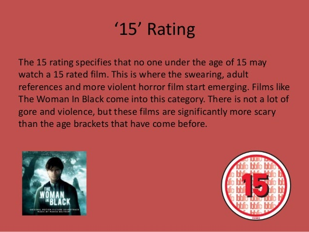 classification essay on horror movies Film studies research guide genres, styles,  film studies research guide: genres, styles, categories,  but the movies themselves might not.