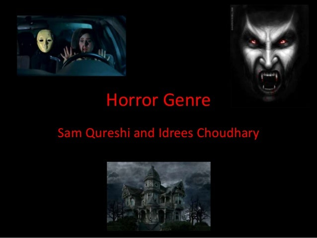 Horror Genres and Sub-genres