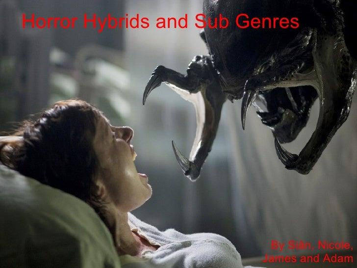 Horror Hybrids