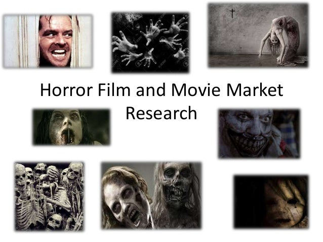 horror movie research paper